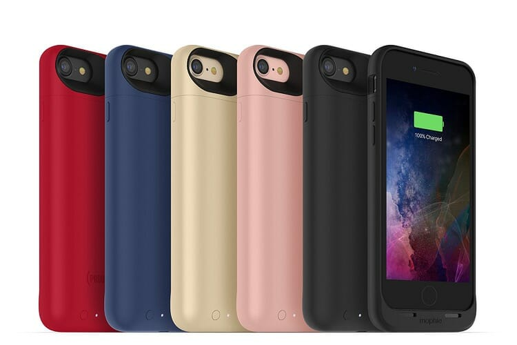 Mophie Battery Case iPhone 7