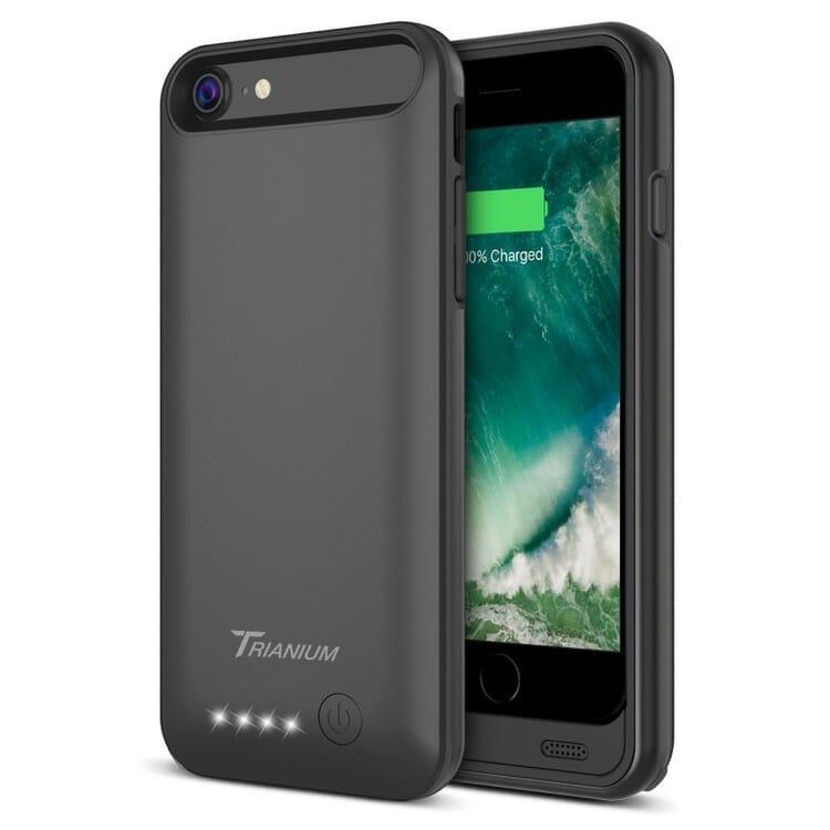 Trianium Battery Case iPhone 7