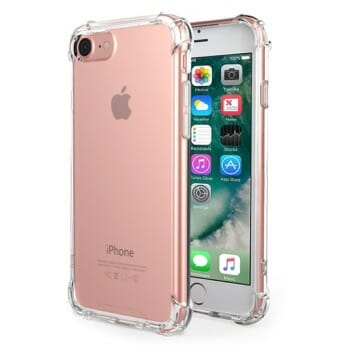 Amuoc Crystal Clear Case