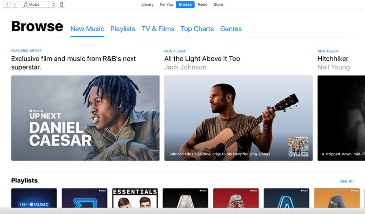 iTunes 12.7 Update
