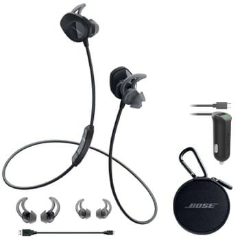 Bose SoundSport Bluetooth Headphone for iPhone X