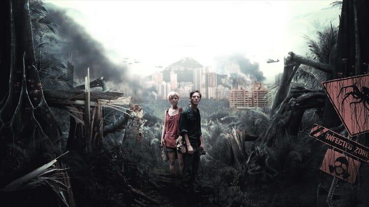 Monsters 2010 Alien Movie