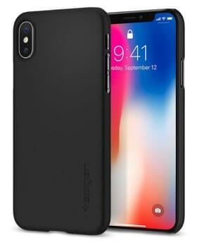 Spigen Thin Fit Case For iPhone X