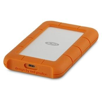 LaCia Rugged Portable Hard Drive