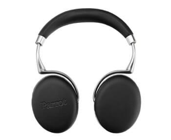 Parrot Zik 3.0 Black Leather Over-ear Headphones
