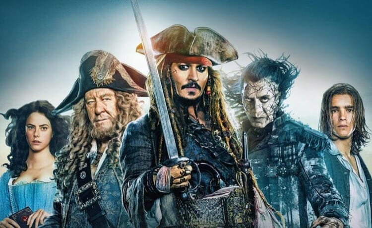 Pirates of the Caribbean Movie Bundle Sale
