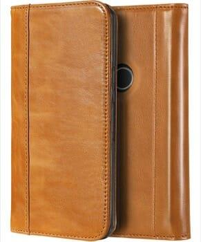 ProCase Leather Case Pixel 2