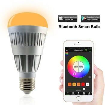 MagicLight Pro Bluetooth Smart LED Light Bulb