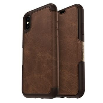 OtterBox STRADA Series case for iPhone X