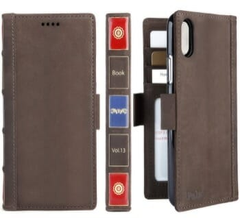 iPulse iPhone X Wallet Leather Case