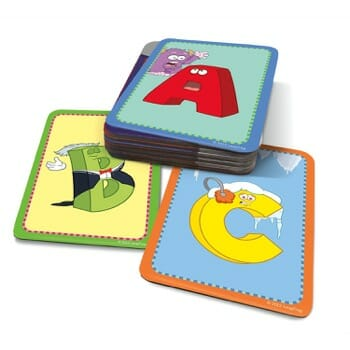 LeapFrog LeapReader Junior Interactive Letter Flash Cards For your kids
