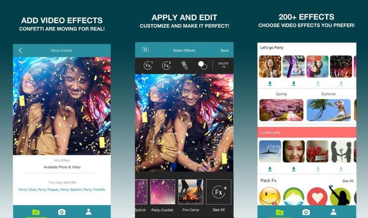 Lumyer AR App For iPhone X