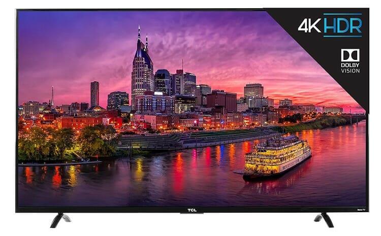 TCL 55-Inch Roku Smart TV