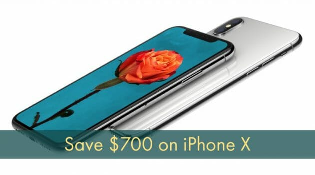 Have You Used This $700 Discount on New iPhone X?