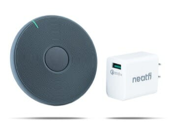 Neatfi 10W Fast Wireless Charger