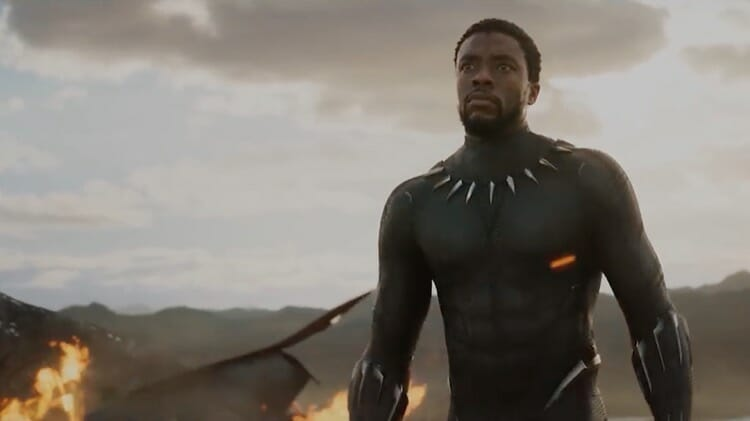 Black Panther 2018 Movie Screencaps