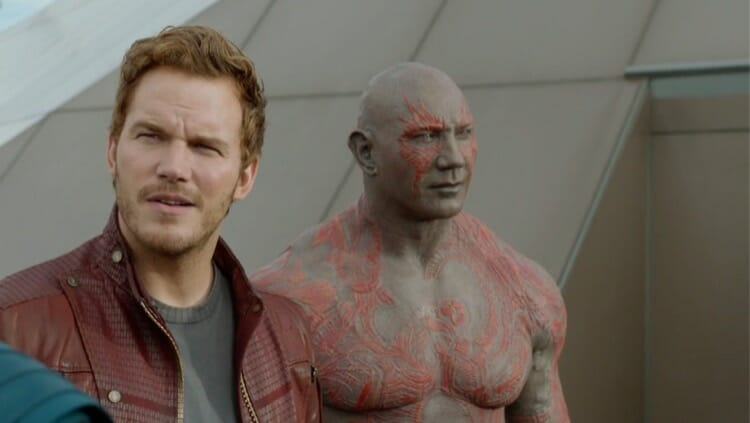 Guardians of The Galaxy Movie Screencaps