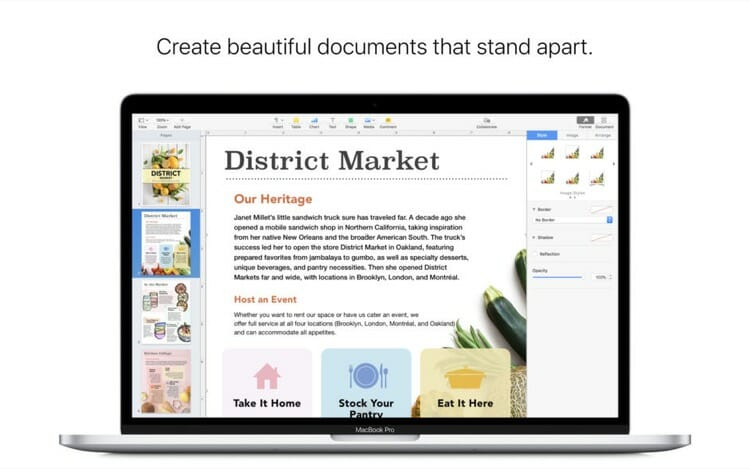 Pages Mac App From App Store