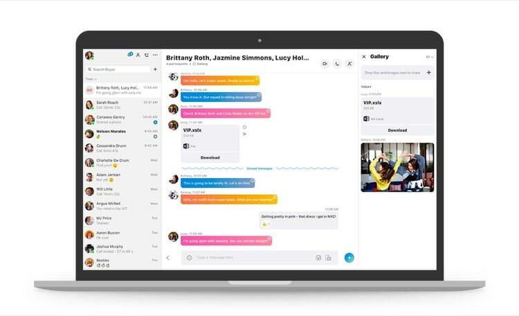 Skype App For Mac