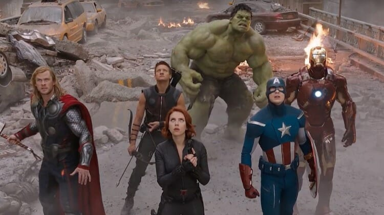 The Avengers 2012 Movie Screencaps