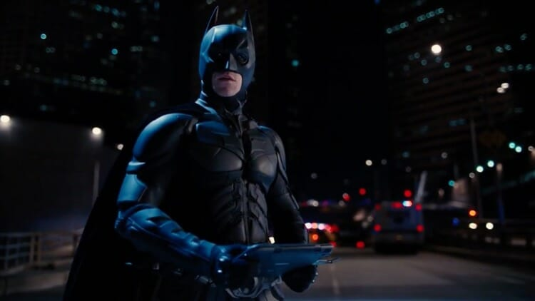 The Dark Knight Rises Movie Screencaps