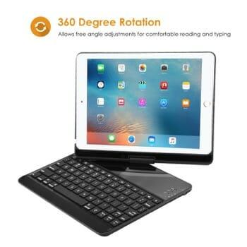 Procase iPad Keyboard Case