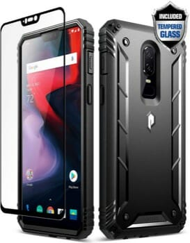 Poetic Revolution Rugged Case For OnePlus 6